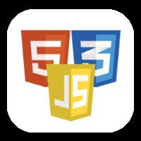 Kurs web design icon